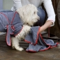 Dog Drying Coat and Towel-3