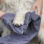 Fluffy Dog Drying Towel Set-of-3-5